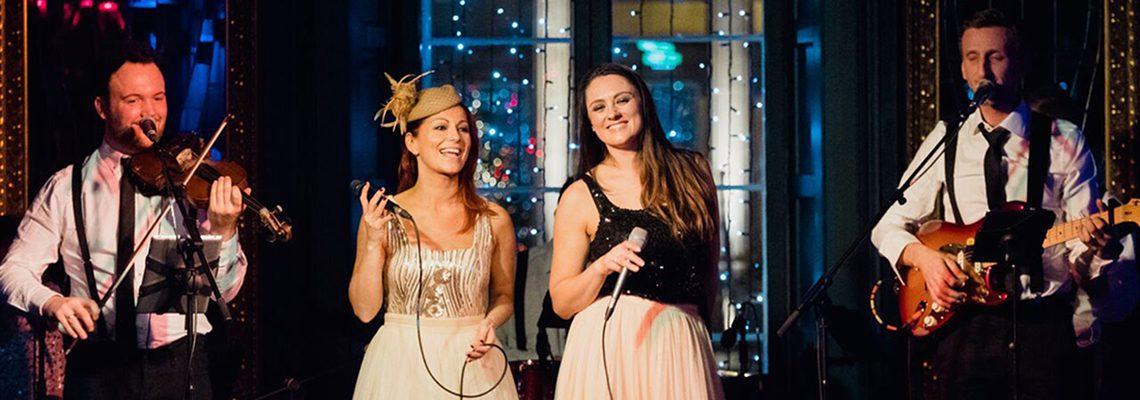 Wedding Ceilidh Covers Band Edinburgh Corra Music